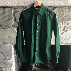 Express 1MX Fitted Shirt Size S
